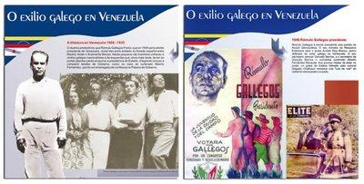 O Exilio Galego en Venezuela