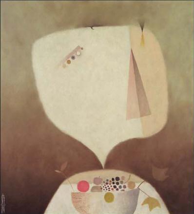 Tono, Muchacho con una cesta de frutas, 2005