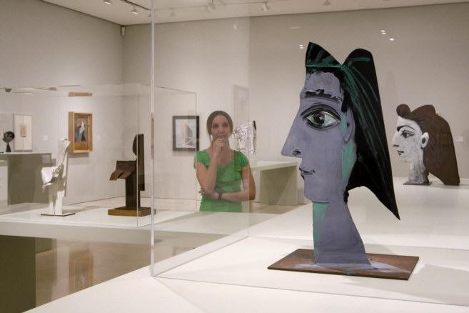 La escultura tardía de Picasso
