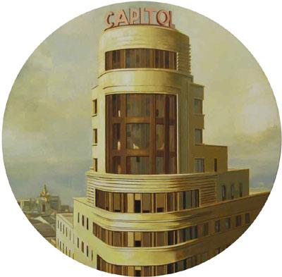 Arquitectura racionalista en madrid ii exposici n for Arquitectura racionalista