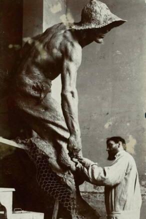 Francesc Serra, Josep Llimona, 1904
