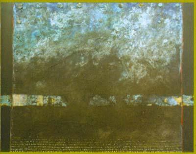Velcha Velchen, 1er Premio IX Certamen de Pintura Mar y Tierra