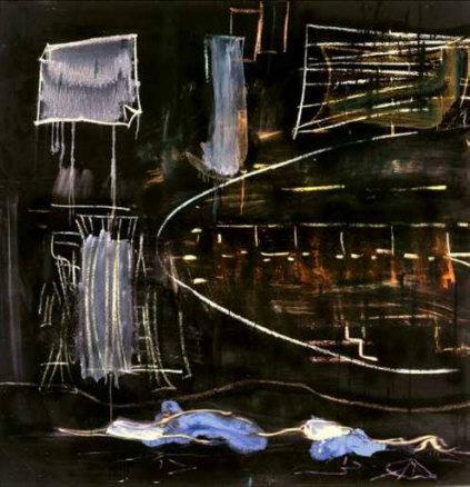 Per Kirkeby, Ohne Titel, 1992