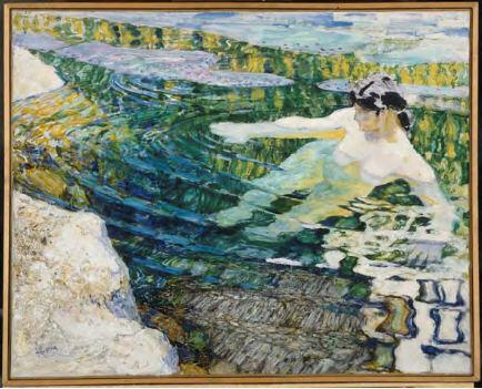 Frantisek Kupka, Leau, c. 1906-1909