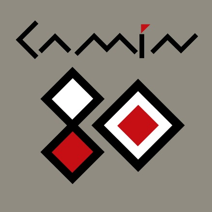 Logo de Pablo Maojo para Camín 80