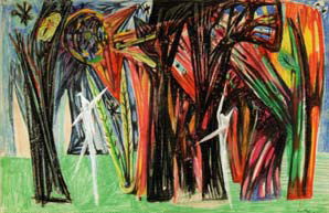 Roberto Malta, The Forest, 1937