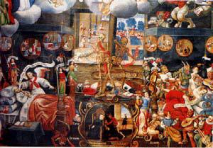 Maestro Caquiaviri, Muerte, 1739