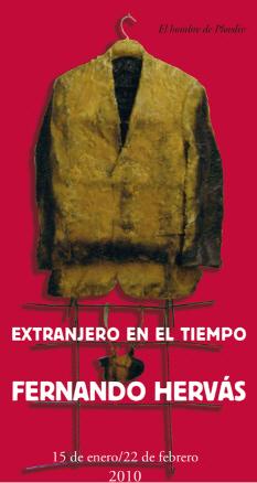 Fernando Hervás, Extranjero en el tiempo