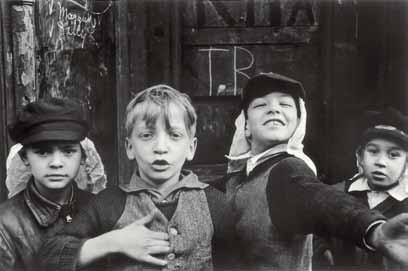 Helen Levitt, Nueva York, ca. 1940