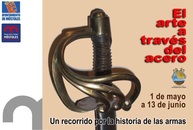 cartel de exposición