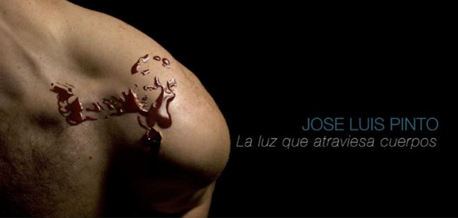 José Luis Pinto, La luz que atraviesa cuerpos