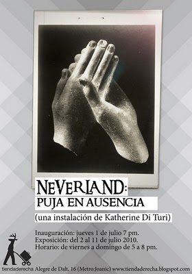 Neverland puja en ausencia