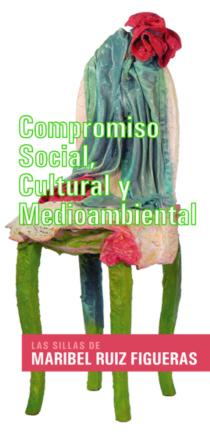 Maribel Ruiz Figueras, Compromiso social, cultural y medioambiental