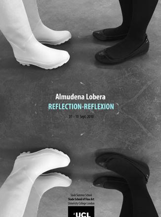 Almudena Lobera, Reflection - Reflexion