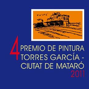 IV Premio Bienal de Pintura Torres García-Ciutat de Mataró 2011