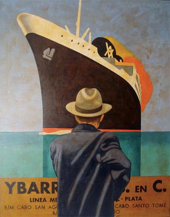 Manuel Castro, El llarg viatge