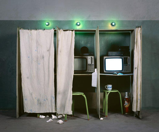 Chen Wei, The everyday, scenary & props. Rental Service, 2009