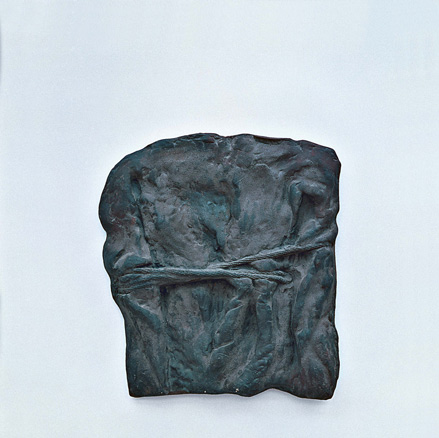 Bruce Nauman, Henry Moore Bound to Fail, 1970