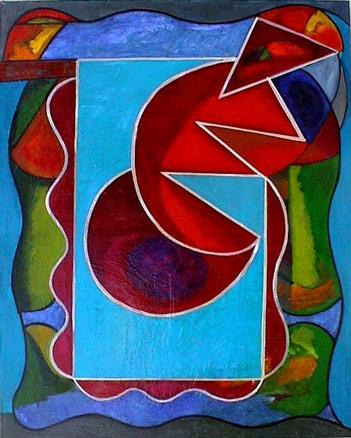 Alejandro conde l pez exposici n pintura feb 2011 - Donde estudiar pintura ...