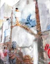 1. Concurso internacional de Artes Plásticas en Pequeño Formato