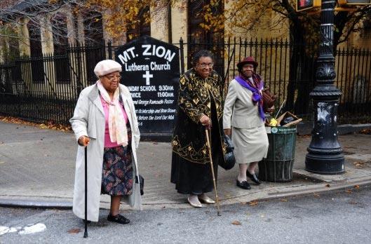 Juan Luis Misis, Un domingo en Harlem