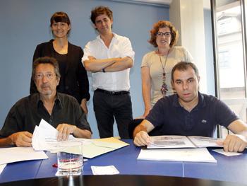 Jurado de las XIX Becas Fundación Botín de Artes Plásticas 2011-2012.