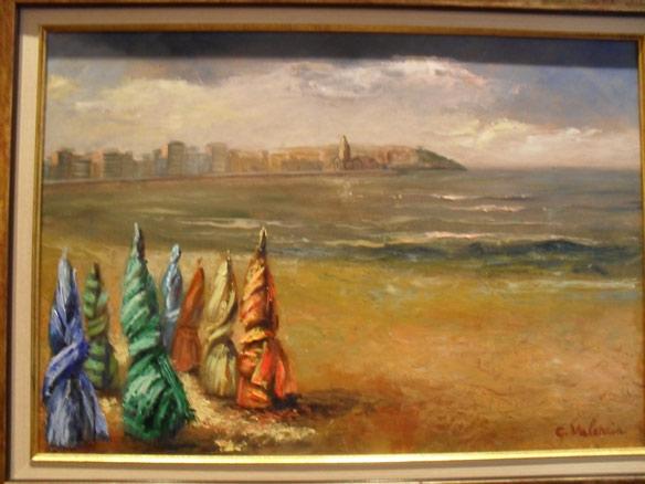 Exposici n de pintores asturianos exposici n pintura - Pintores en asturias ...