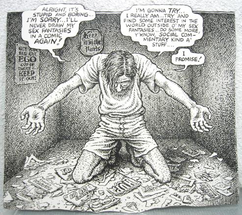 Robert Crumb Sin título 2006