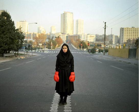 Newsha Tavakolian, Listen, 2010