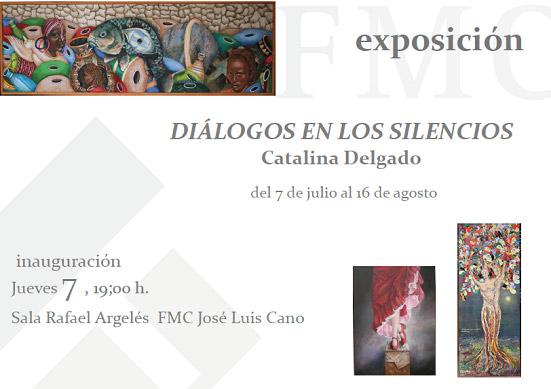 Catalina Delgado, Diálogos en los silencios