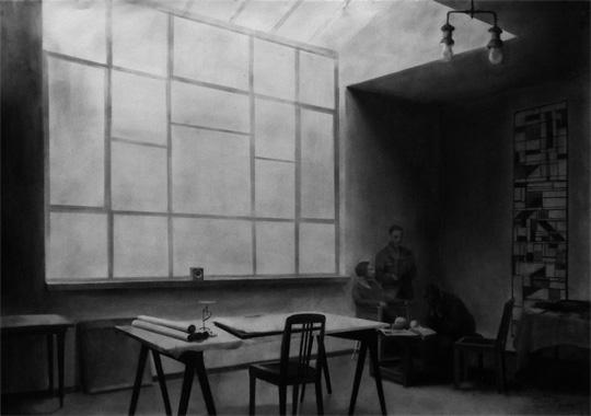 s.t. -estudio de Theo van Doesburg-, 2011