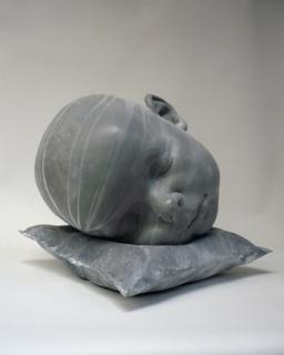 Samuel Salcedo. Traum. 50 x 50 x 50 cm. 2011   Ir al evento: 'Traum (Sueño)'. Exposición de Escultura en 100 kubik Galerie Cologne, Nordrhein-Westfalen, Alemania