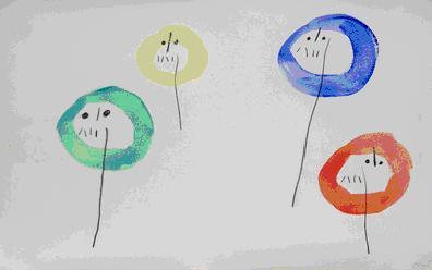 L Enfance dUbu de Joan Miró