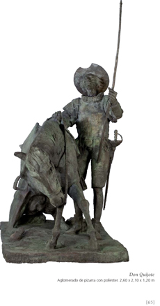 Fernando Mayoral, Don Quijote