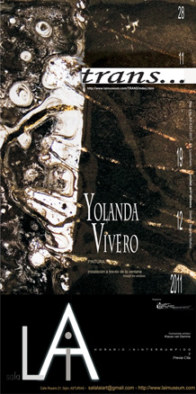 Yolanda vivero s nchez artista arteinformado for Viveros sanchez