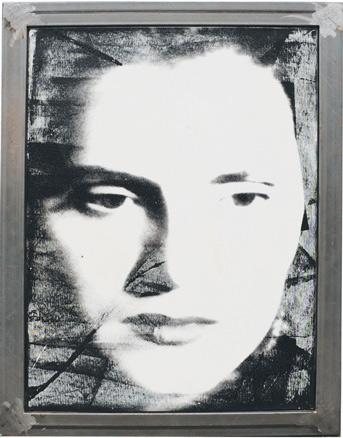 Leonel Moura, Sin título, 1988