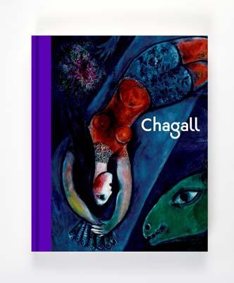 Portada catálogo exposición Chagall