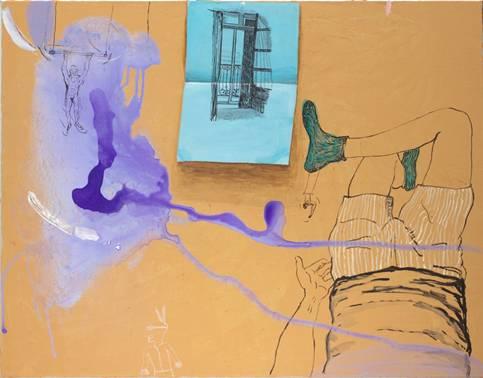 Curro González, El artista vive peligrosamente, 2011