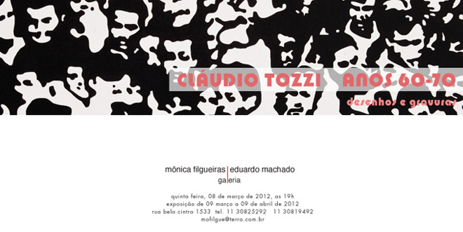 Claudio Tozzi, Papéis 6070