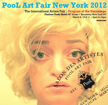 PooL Art Fair New York 2012 | Ir al evento: 'PooL Art Fair New York 2012'. Feria de arte en PooL Art Fair / New York, Estados Unidos