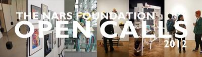 International Artist Residency Program Open Call 2012