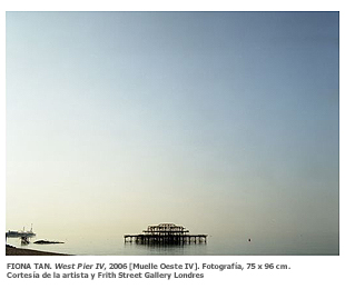 Fiona Tan, West Pier IV, 2005