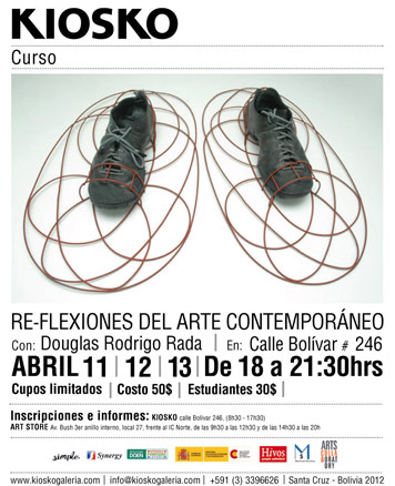 Re-flexiones del arte contemporáneo