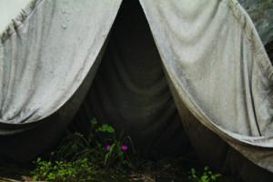 O campo acampa.Por Thiago Rocha Pitta