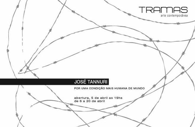 Jose Tannuri, Por uma condição mais humana de mundo