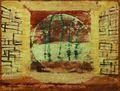 Sèrie Chinese Papers, 2007 mixtapaper caligràfic 65x82,5 cm