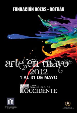 Arte en Mayo 2012