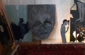 Cinthia de Levie, Cómo desaparecer, 2012