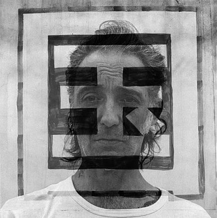 Autorretrato. Ajuste de cuentas, 2008. Alberto García-Alix