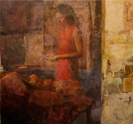 Maise Corral, El temps detingut